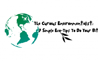 7 Simple Eco-Tips To Do Your Bit!